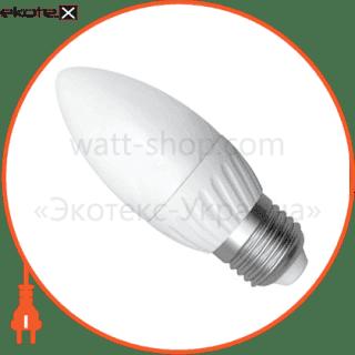 led лампа c37 4w lс-10 е27 2700к мат.пл/к. electrum светодиодные лампы electrum Electrum