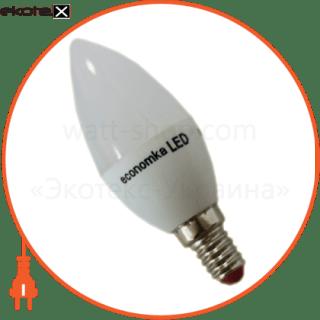 led лампа economka led cn  6w e14-2800 светодиодные лампы экономка Экономка LED CN  6w E14-2800