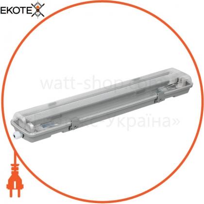 IEK LDSPA0-2060-02-K01 светильник alfa dsp-2060-02 2хt8 600мм ip65 ua iek