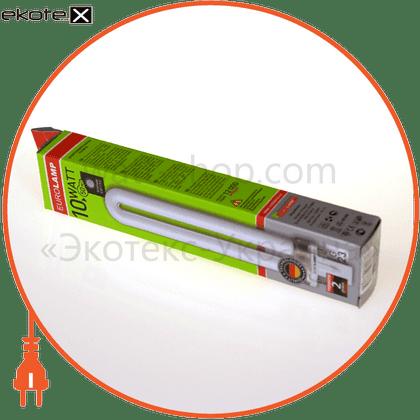 ES-10234 Eurolamp энергосберегающие лампы eurolamp pls 10w 4100k g23