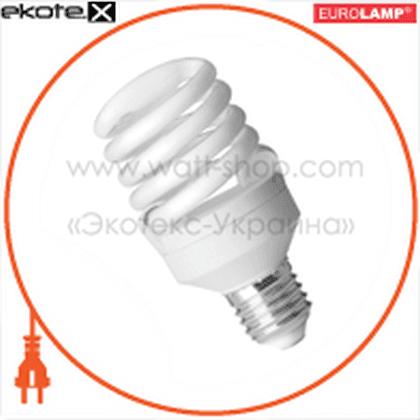 ES-20274 Eurolamp энергосберегающие лампы eurolamp t2 spiral  20w e27 4100k
