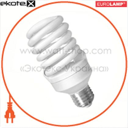 t2 spiral  26w e27 4100k энергосберегающие лампы eurolamp Eurolamp ES-26274
