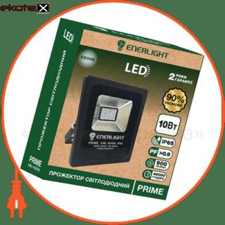 прожектор світлодіодний enerlight prime 10вт 6500k светодиодные светильники enerlight Enerlight PRIME10SMD90C