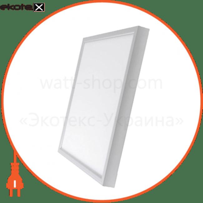 универсальная монтажная рама для панелей 600х600мм светодиодные светильники light solution Light Solution FPN-600-02