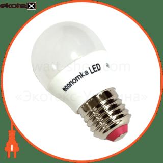 led лампа economka led g45 6w e27-2800 светодиодные лампы экономка Экономка LED G45 6w E27-2800