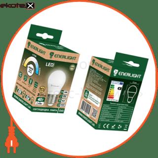 G45E274SMDWFR Enerlight светодиодные лампы enerlight лампа світлодіодна enerlight g45 4вт 3000k e27