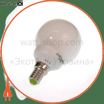 globe 9w 2700k e14 энергосберегающие лампы eurolamp Eurolamp