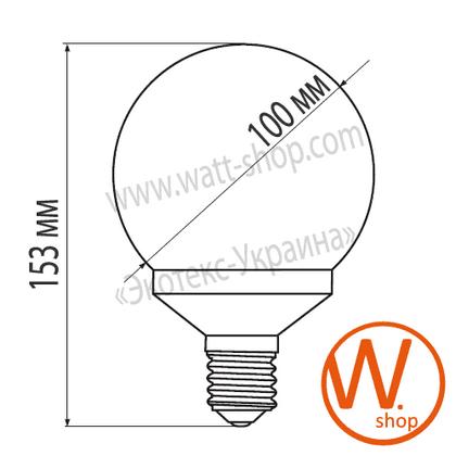 globe 20w 2700k e27 энергосберегающие лампы eurolamp Eurolamp