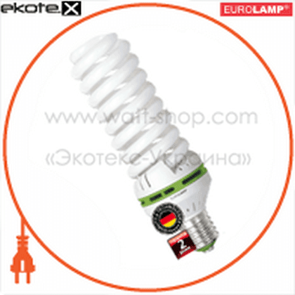 t5 spiral 110w 6500k e40 энергосберегающие лампы eurolamp Eurolamp