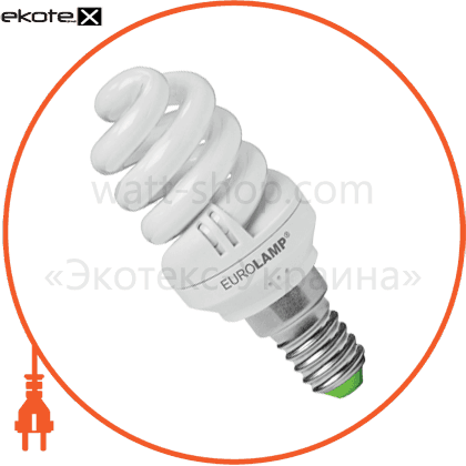 HB-09144 Eurolamp энергосберегающие лампы eurolamp eurolamp клл t2 limited 9w 4100k e14 (50)