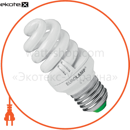 t2 spiral 9w 4100k e27 limited энергосберегающие лампы eurolamp Eurolamp