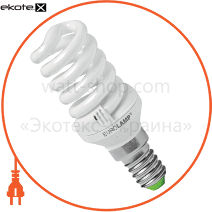 t2 spiral 15w 2700k e14 limited энергосберегающие лампы eurolamp Eurolamp HB-15142
