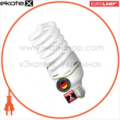 eurolamp клл t4 spiral 45w 2700k e27 (20) энергосберегающие лампы eurolamp Eurolamp HB-45272