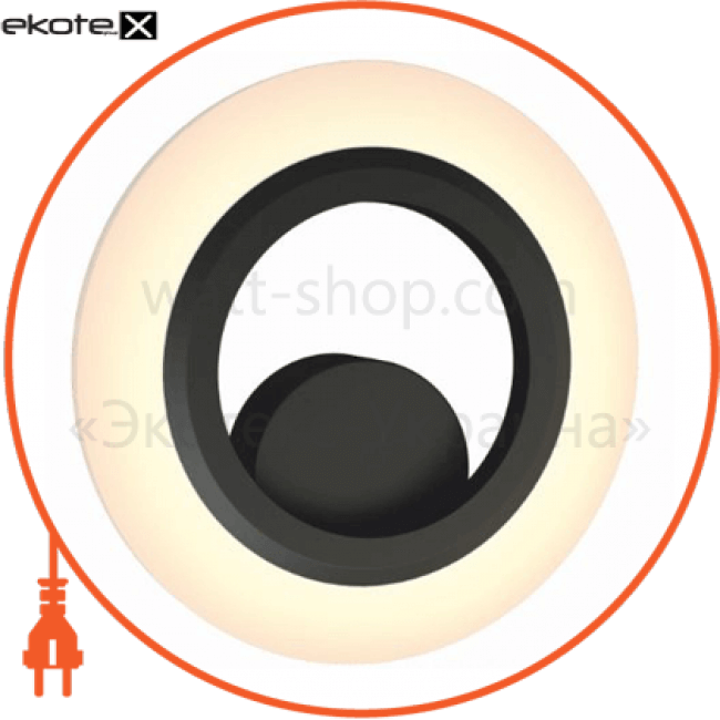 wall light damasco 514 7w bl