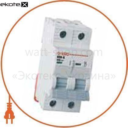 Onesto 8706 автоматический выключатель onesto 2п с 16а mcb 6ka (kc6-k)