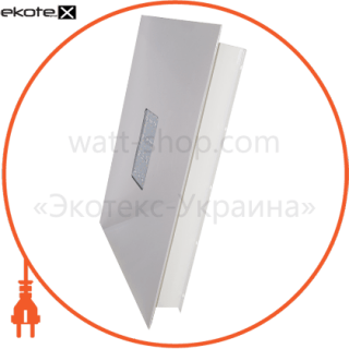 свeтильник led (азс) 320х240 60w светодиодные светильники ledeffect Ledeffect LE-LED-320х240-60W