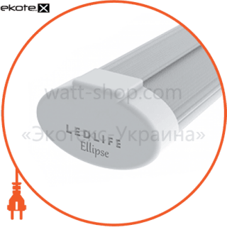 """pro """"ellipse"""", 1500 мм, 46w, 5290lm, 3000к, матовый рассеиватель, ip65 светодиодные светильники ledlife Ledlife LE3-1500-2M-W"""