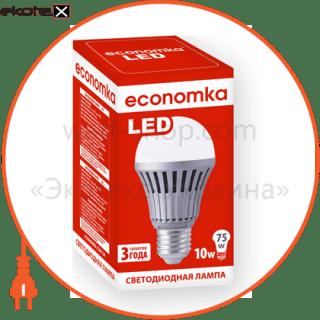 led лампа economka led a60 10w экономка светодиодные лампы экономка Экономка LED A60 10W E27/840