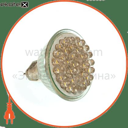 LED-DIP60-GU5.3/65 Eurolamp светодиодные лампы eurolamp mr16 3.8w dip60 gu5.3 6500k