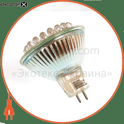 led лампа mr16 3.8w dip60 gu5.3 6500k eurolamp светодиодные лампы eurolamp Eurolamp LED-DIP60-GU5.3/65