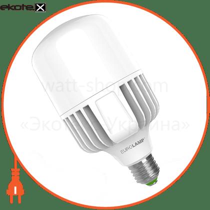 eurolamp led лампа высокомощная 70w e40 6500k светодиодные лампы eurolamp Eurolamp LED-HP-70406