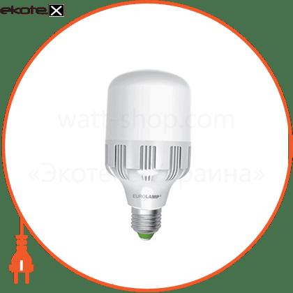 eurolamp led лампа надпотужна 40w e27 6500k светодиодные лампы eurolamp Eurolamp LED-HP-40276