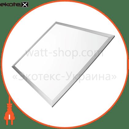 eurolamp led світильник 60*60 (панель) 36w 4100k (5) светодиодные светильники eurolamp Eurolamp LED-Panel-36/41