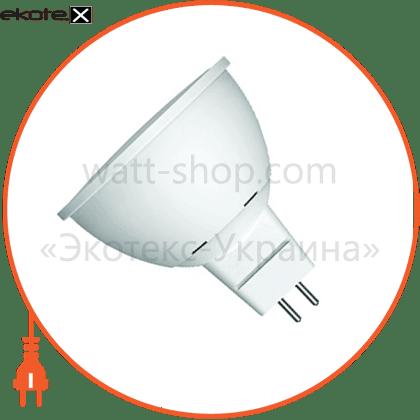 "LED-SMD-03534(D) Eurolamp светодиодные лампы eurolamp eurolamp led лампа еко серія ""d"" smd mr16 3w gu5.3 4000k"