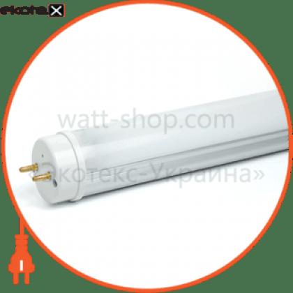 led лампа скло t8 9w 4000k (25) eurolamp светодиодные лампы eurolamp Eurolamp LED-T8-9W/4000(скло)