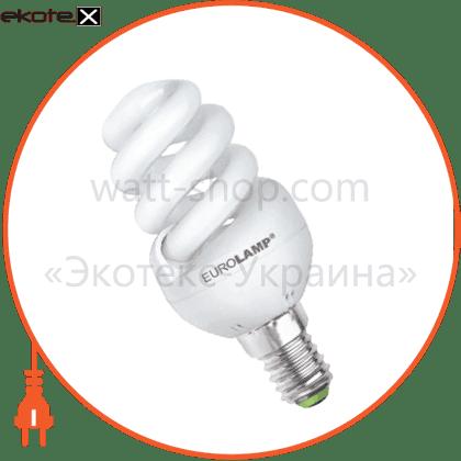 t2 full spiral 5w e14 2700k энергосберегающие лампы eurolamp Eurolamp LN-05144