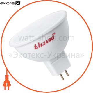 mr16 3w gu5.3 4200k: светодиодные лампы lezard Lezard 442-MR16-03