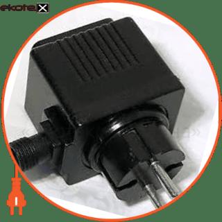 трансформатор для низковольтных гирлянд 1000ма комплектуюшие Люмьер MAO-2401000