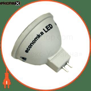 led лампа economka led mr16 6w gu5.3-2800 светодиодные лампы экономка Экономка LED MR16 6w GU5.3-2800