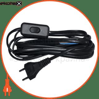 шнур с вилкой и выключателем па-1300-2м арт. па-1300-2м шнур АСКО-УКРЕМ