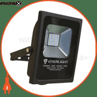 прожектор світлодіодний enerlight prime 20вт 6500k светодиодные светильники enerlight Enerlight PRIME20SMD90C