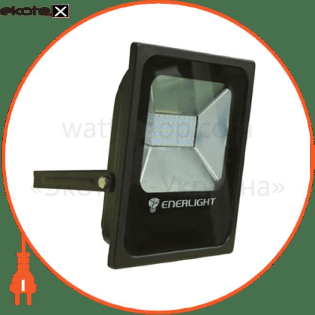прожектор світлодіодний enerlight duet 30вт 6500k светодиодные светильники enerlight Enerlight DUET30SMD60C