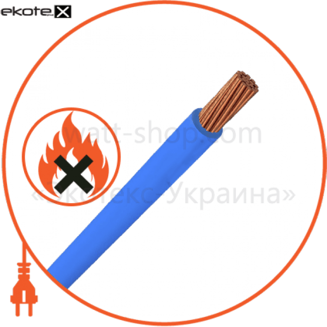 пв-3нгls120 кабель / провод Азовкабель ПВ-3нгLS120
