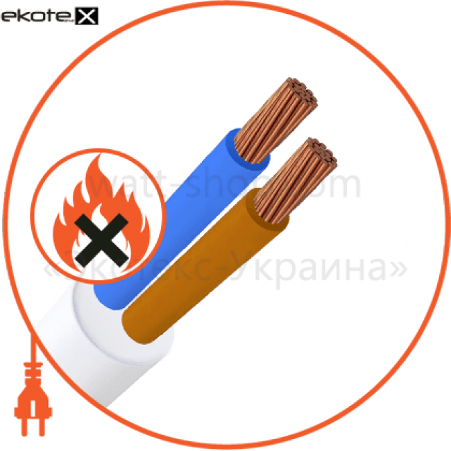 ПВСнгд 2х1,5 ИнтерЭлектро ИнтерЭлектро кабель и провод пвснгд 2х1,5 интерэлектро