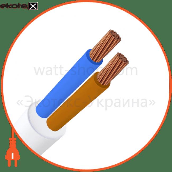 пвс 2х1,5 интерэлектро кабель и провод ИнтерЭлектро ПВС 2х1,5 ИнтерЭлектро