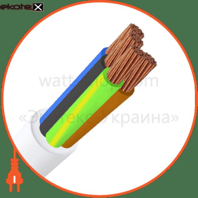пвс4х2,5 кабель / провод Азовкабель ПВС4х2,5