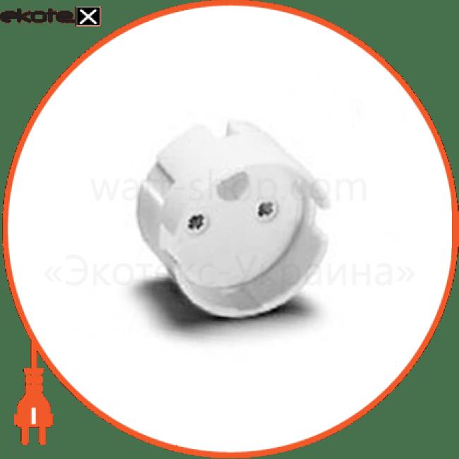 ламподержатель elm q-1300 g13 (патрон) комплектующие для светодиодных ламп Electrum Q-1300