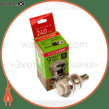 r50 9w 4100k e14 энергосберегающие лампы eurolamp Eurolamp