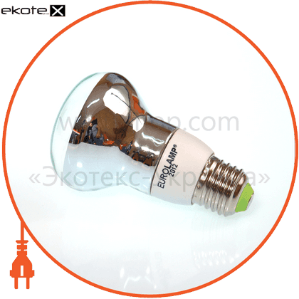 eurolamp клл r63 15w 2700k e27 (100)