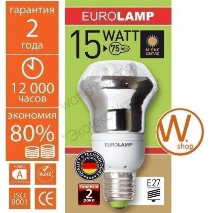 R6-15272 Eurolamp энергосберегающие лампы eurolamp eurolamp клл r63 15w 2700k e27 (100)