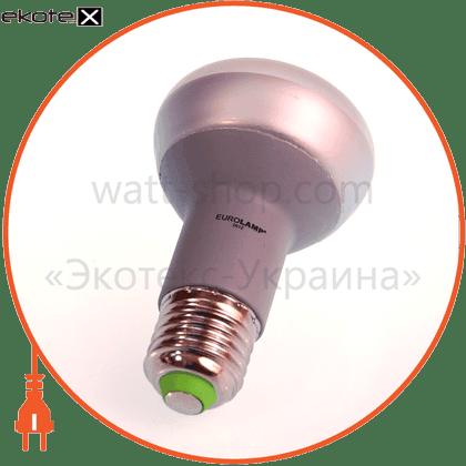 r63 15w 4100k e27 frosted энергосберегающие лампы eurolamp Eurolamp