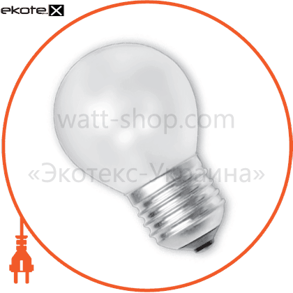g45 e27 42w 230v frosted