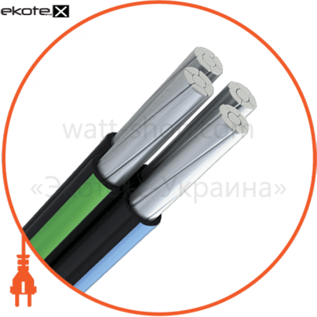 СИП-44Х35 Азовкабель кабель и провод сип-44х35