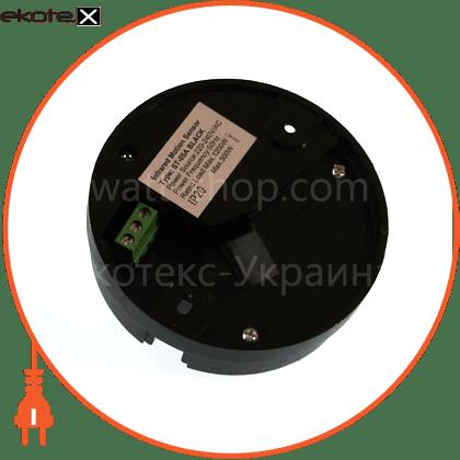 euroelectric датчик руху «нло міні 1d» чорний (50)