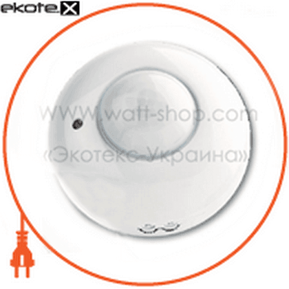 "360гр, макс.6 м, ip20 ""нло"" датчики движения euroelectric Eurolamp ST-07RCS"