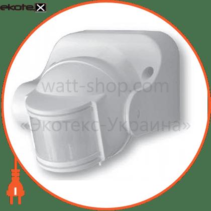 «куля new» білий датчики движения euroelectric Eurolamp ST-09B WHITE